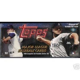 Topps Factory Sealed Set Including