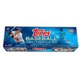 Topps Baseball Complete Factory Variation