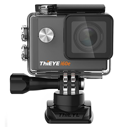 ThiEYE I60e Waterproof Rotating Camcorder