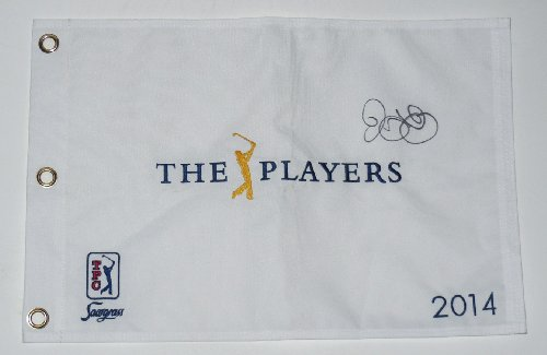 Rory McIlroy Autographed Players Championship