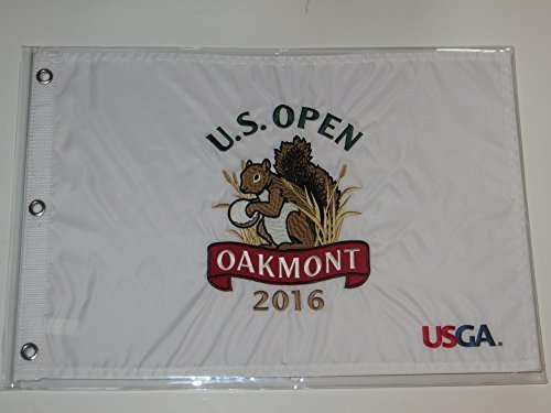 OAKMONT Tournament Embroidered Dustin Johnson
