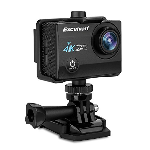 Excelvan Waterproof 170%C2%B0Wide Camcorder Included