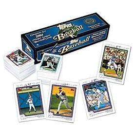 2004 Topps Baseball Complete Unopened