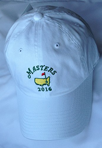 MASTERS Tournament WHITE Color Caddie