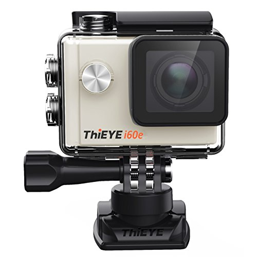 ThiEYE I60e Waterproof 360%C2%B0Rotating Silver