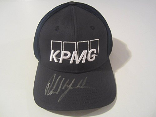 Phil Mickelson Signed Autographed Golf