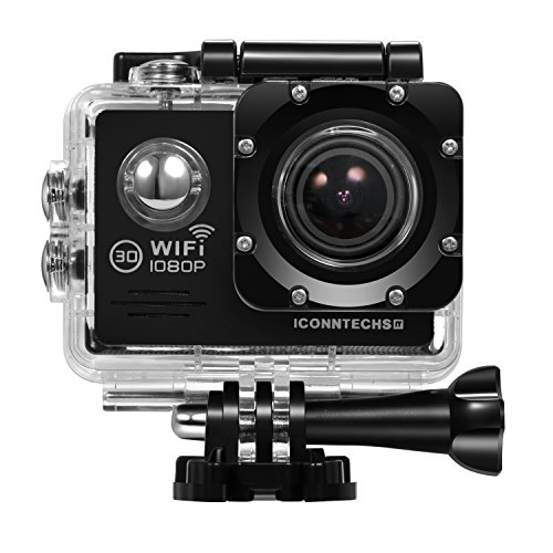ICONNTECHS Viewing Waterproof Camcorder Extreme