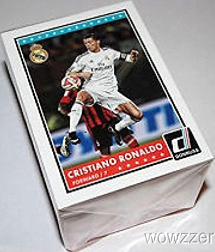 2015 Panini Donruss Soccer Complete