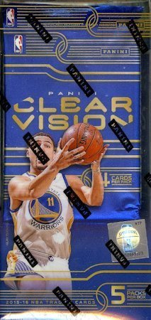 2015 Panini Clear Vision Basketball