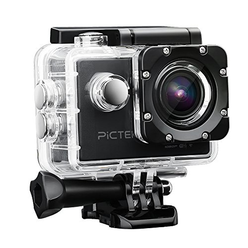 Pictek Waterproof 2 0 Inch Batteries Accessories