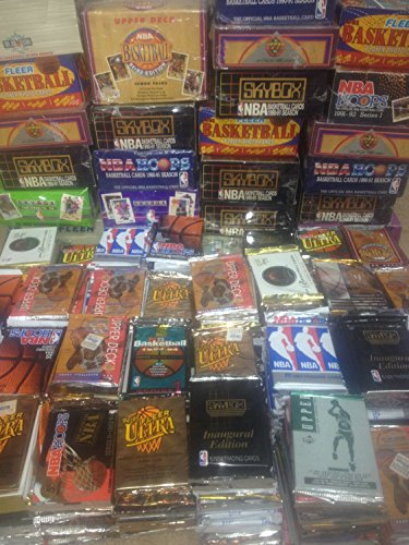 Basketball Cards Sealed Packs Skybox
