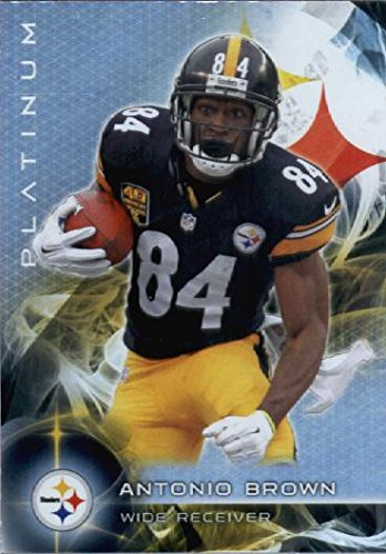 Topps Platinum Pittsburgh Steelers Football