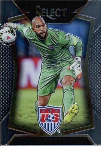 Panini Select Howard Soccer Card