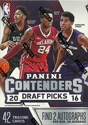 Contenders Basketball Box Unopened Packs