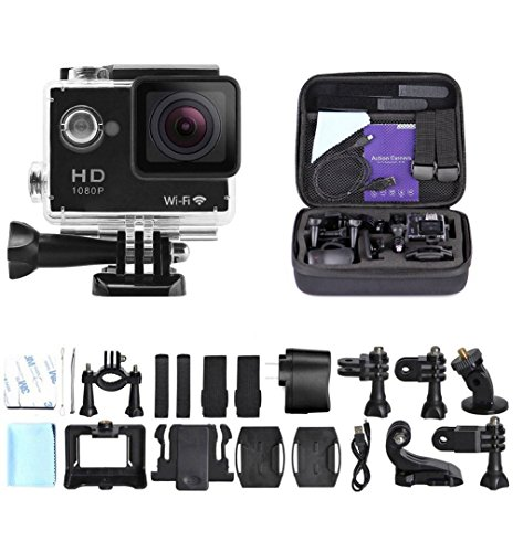 EXuby Action Camera Shockproof Case