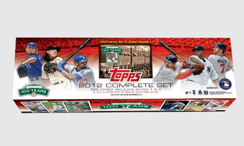 Topps Baseball Factory Limited Anniversary