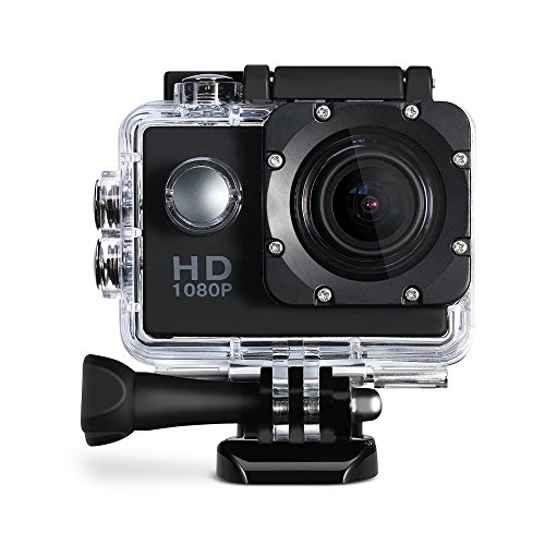 Cymas Sports Action Camera Accessories