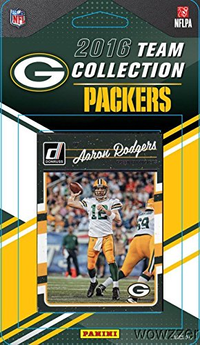 Packers Donruss Football Factory Complete