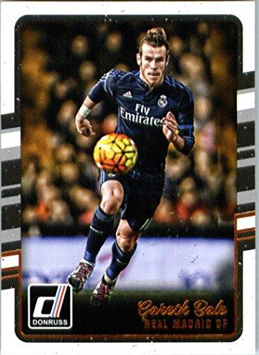 Donruss Gareth Madrid Soccer Card