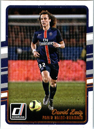 Donruss David Saint Germain Soccer Card