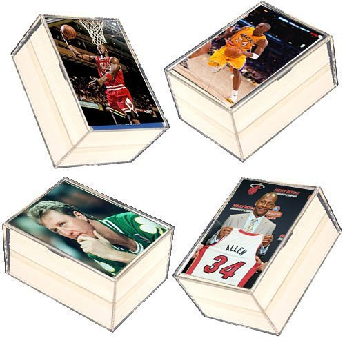 400 Card NBA Basketball Gift