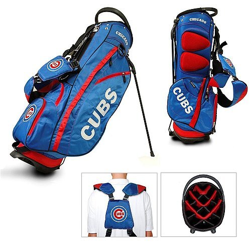 Chicago Cubs Golf Stand Bag