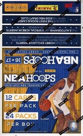 2016 Panini Hoops Basketball HOBBY