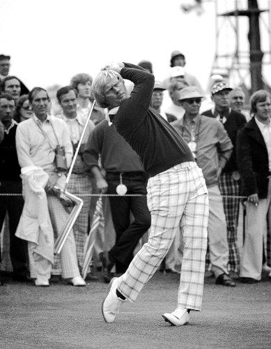 Jack Nicklaus Golf 8×10 Photo