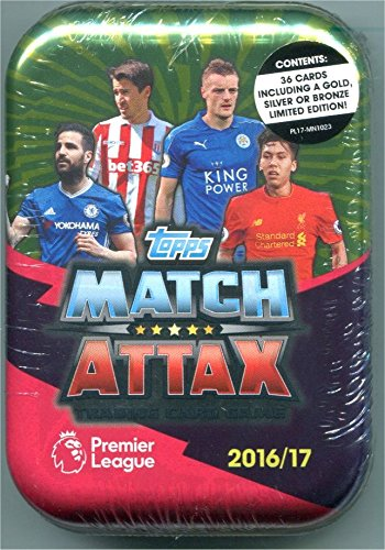 Match Attax English Collectors Including