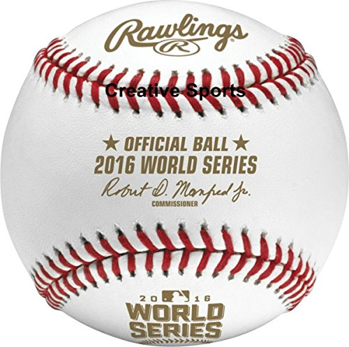 Rawlings Official World Leather Baseball