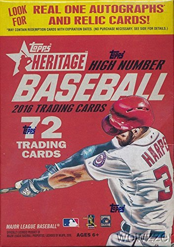 Heritage EXCLUSIVE Baseball Factory Autographs