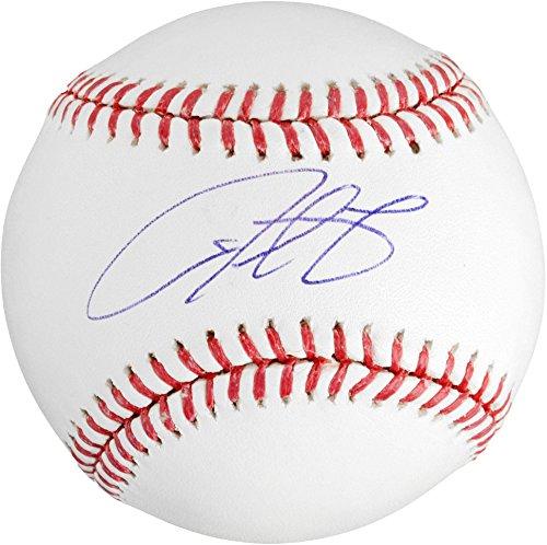 Derrek Lee Autographed Baseball Baseballs