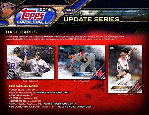 Topps Update Baseball Hobby Packs
