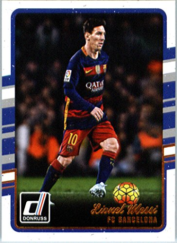 Donruss Barcelona Soccer Card Protective