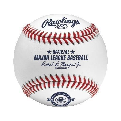 Rawlings Official Century Wrigley Baseball