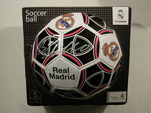Cristiano Autographed Real Madrid Official