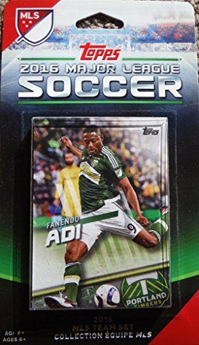 Portland Timbers Factory Sealed Team