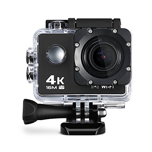 Action Sports Waterproof Camcorder Display