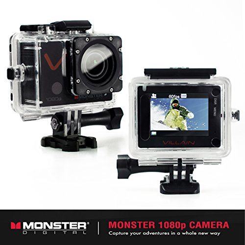 Monster Digital Villain Action Camera