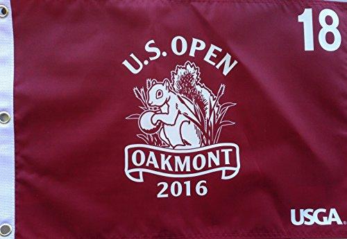 2016 OAKMONT Tournament Dustin Johnson