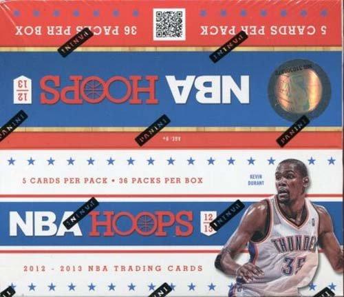 Panini Hoops Basketball Unopened Retail