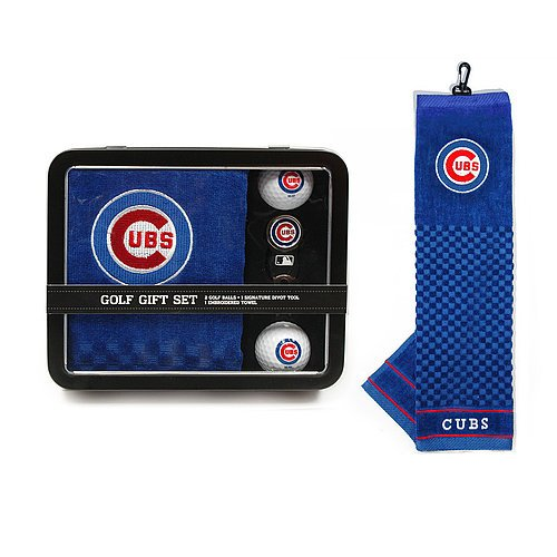 Chicago Cubs Golf Gift Towel