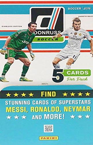 Donruss Soccer Factory Sealed Packs