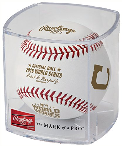 Rawlings Official Dueling Baseball Indians
