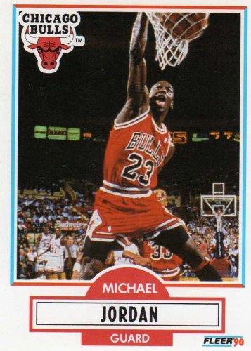 1990 91 Fleer Michael Jordan Basketball