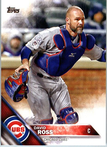 Topps David Chicago Baseball Card MINT
