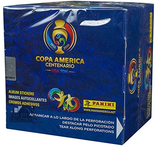 Panini America Centenario Soccer Sticker