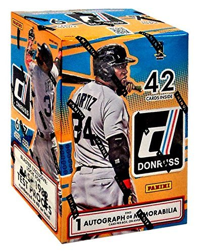 Donruss Baseball Trading Retail Factory