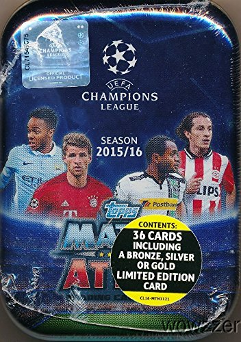 Topps Champions Collectors EXCLUSIVE Limited