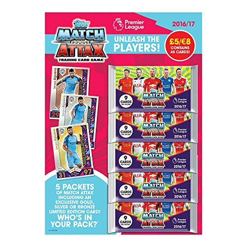 Match Attax Multipack Including Containing